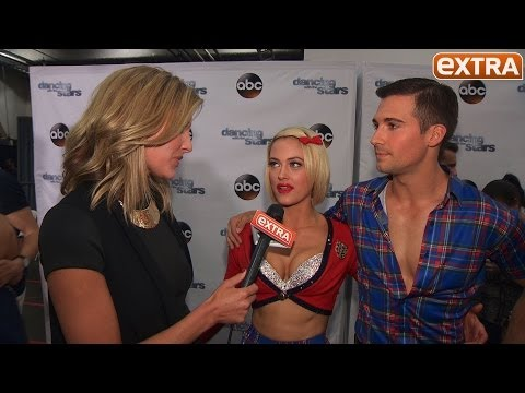 'DWTS' Week 3: 'Showmance' Rumors Deflected, Who's Taking Their Shirt Off Next?