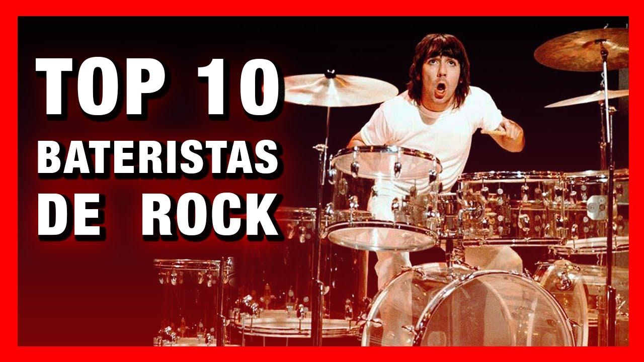 Los 10 Mejores Bateristas De Rock De La Historia Radio Beatle Youtube