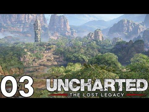 - Heimkehr -   Kapitel 3   Uncharted: The Lost Legacy
