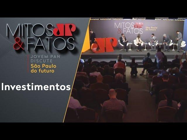 Painel 2: Investimentos: parcerias para fazer São Paulo crescer