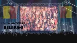 Tamer Hosny Live in Belgium 11 April 2015 / Europe Tour