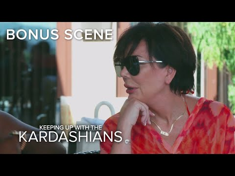 KUWTK   Kris Jenner Shows Off Her Perfect Monkey Voice   E!