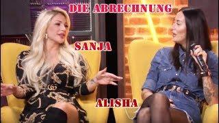 BACHELOR – Die Abrechnung Teil 8: Alisha und Sanja im Live-Talk