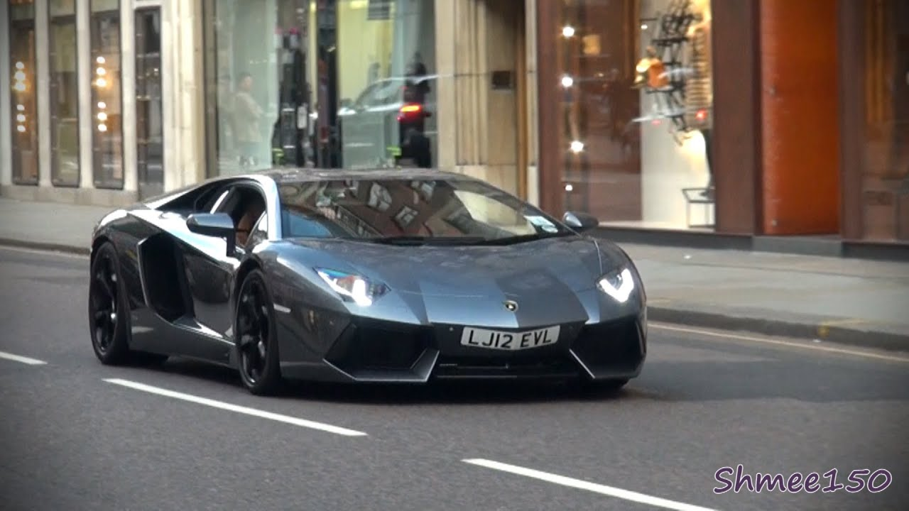 Image Result For Gray Lamborghini Aventador