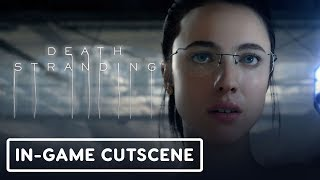 Death Stranding: Mama In-Game Cutscene - Gamescom 2019