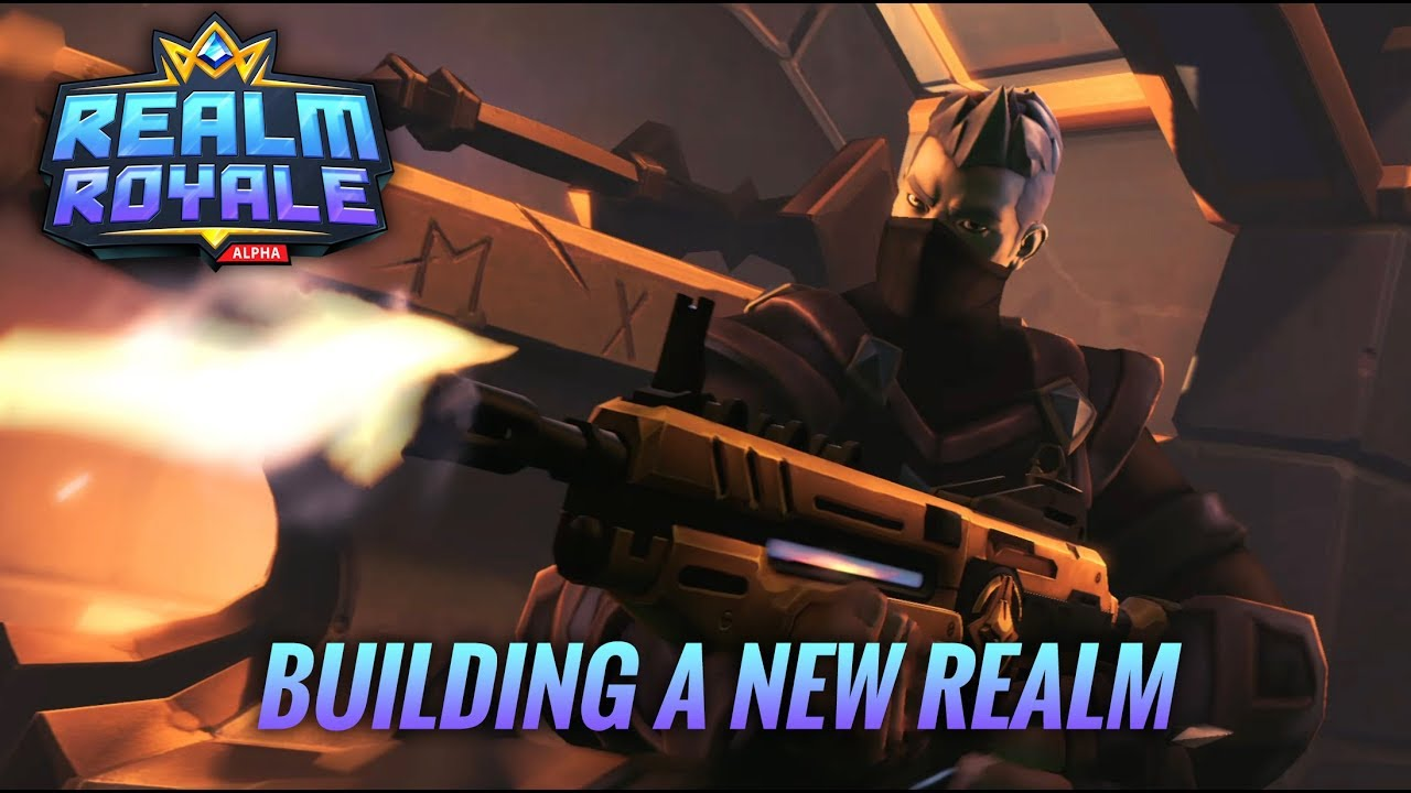 Realm Royale hits Steam: Paladins spin off takes on PUBG and