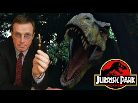 How Michael Crichton Created Jurassic Park