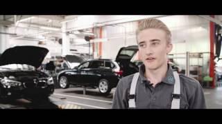 Ausbildung zum Kfz-Mechatroniker bei Menton Automobilcenter