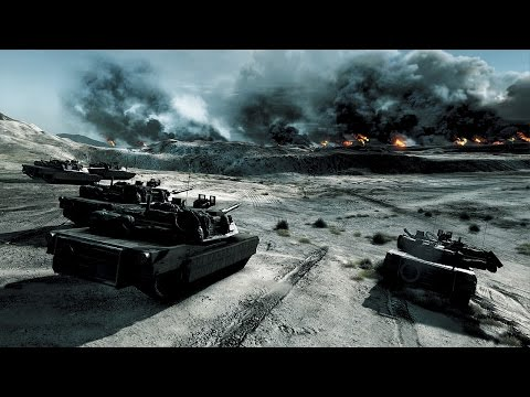 Battlefield 3: Campaign Mission 7 Thunder Run Ultra HD