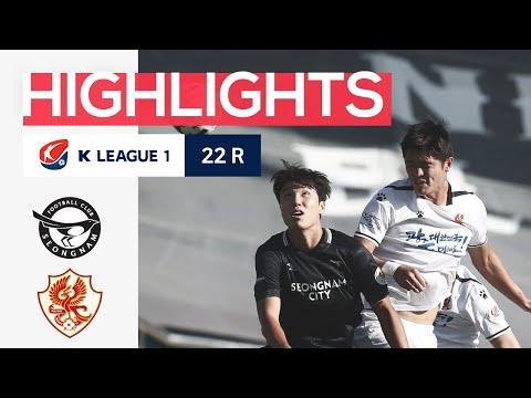Seongnam Gwangju FC Goals And Highlights