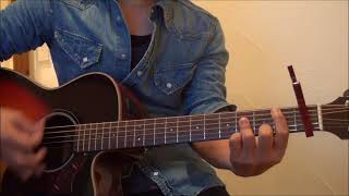 トライセラトップスの1stシングル「ラズベリー 」を弾き語りしてみまし...