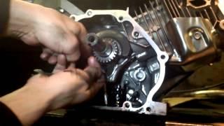 Двигатель ''Лифан 170'' разбор и дефектовка.