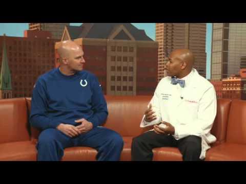 Matt Hasselbeck & Dr. Adams discuss antibiotics