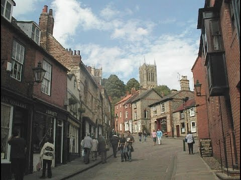 Places to see in ( Lincoln - UK ) Steep Hill
