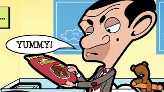 SUPERMARKET CHAOS COMIC | MR. BEAN OFFICIAL COMIC