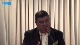 Δρ Μιχάλης Χρηστάκης - Πρόεδρος 'Κλεισθένη'