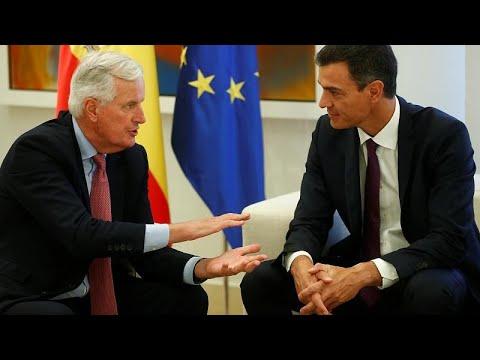 Negociações do Brexit seguem num espírito de cooperação