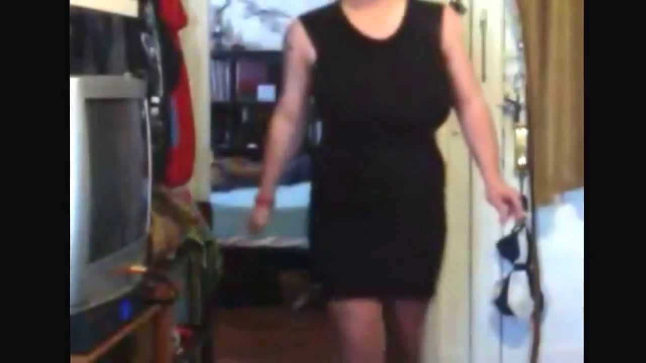 Big tits crossdresser