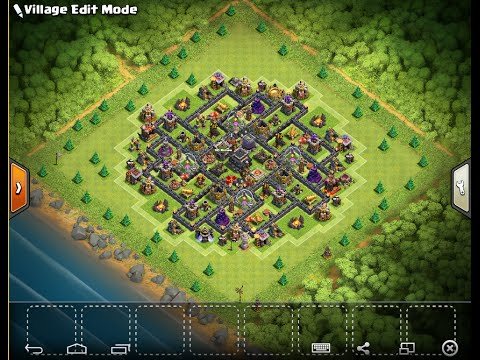 Home Base Coc Th 9 5