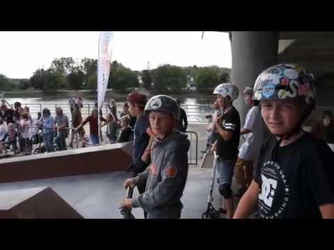 Rencontre skate trottinette BMX Boulogne-sur-mer
