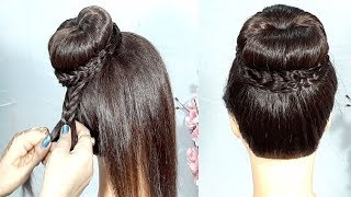 new juda bun hairstyle for girls || juda hairstyle || hair style girl || hairstyles || juda