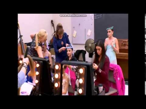 Dance Moms Melissa Calls Abby And Dressing Room Pep Talk