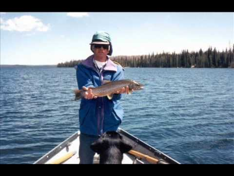 Lewis Lake - Yellowstone National Park.wmv