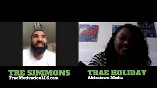 Morning Update Show: Tre Simmons - Online retailing during COVID-19