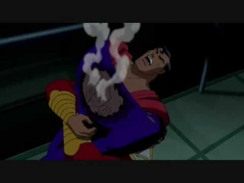 Superman vs captain marvel justice league youtube - Superman wonder woman cartoon ...