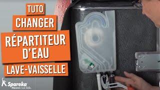 Remplacer Répartiteur d'Eau du Lave -Vaisselle