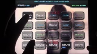 SoundReaktor :: Addicted Kru Sound ft. Lola - Give it Back (Expert)