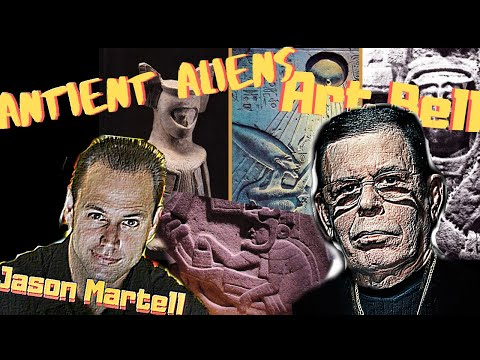 Ancient Aliens and their Technology Art Bell interview Jason Martell Ancient Astronauts,Lost History