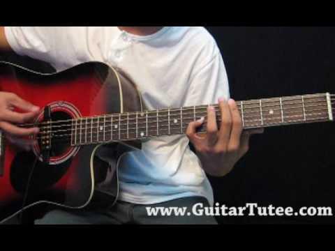 Jimmy Eat World Sweetness By Guitartutee Youtube