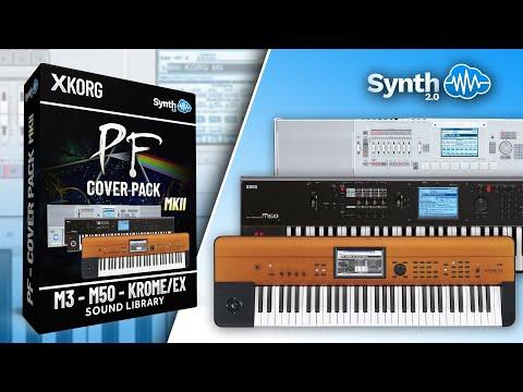 Sounds : SSX118 - The Endless Floyd Anthology - Korg M3 +