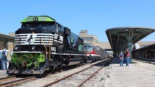 [HD] National Train Day Toledo Ohio 2015
