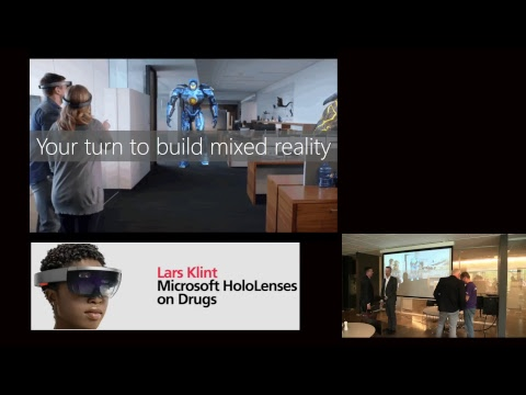 Lars Klint - Microsoft HoloLenses on drugs
