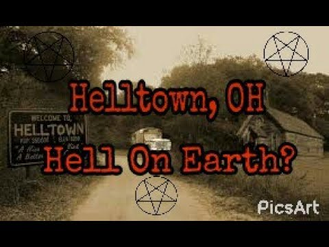 Abandoned Locations Helltown Ohio Youtube