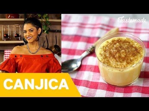 CANJICA da Lucy Alves  Receitas Juninas