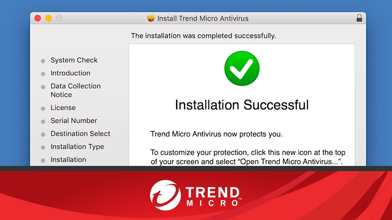 Trend micro antivirus for mac windows 7