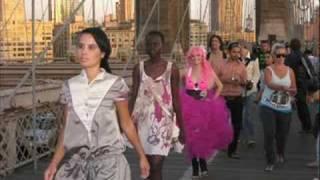 The Fashion Indie Week@Brooklyn Bridge