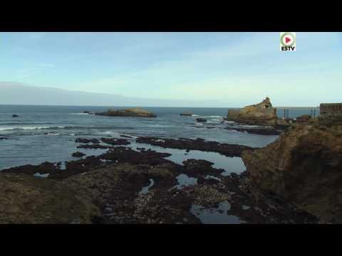 Biarritz: Bon Surfing et Tourisme -  Euskadi Surf TV