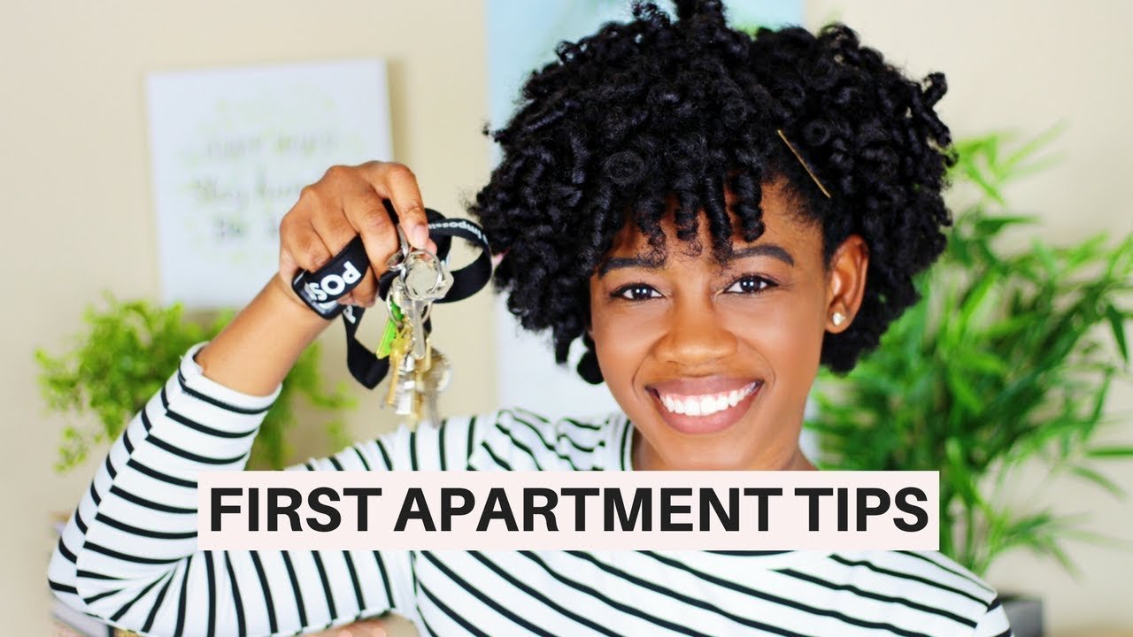 Adulting Series: Moving Out & Getting Your First Apartment