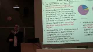 Peter Johansson: The legacy of Planck and the future of observational cosmology