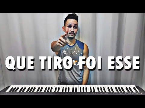 QUE TIRO FOI ESSE (PIANO SOLO)