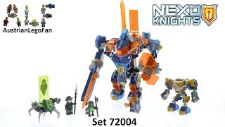 Lego Nexo Knights 72004 Tech Wizard Showdown - Lego Speed Build Review