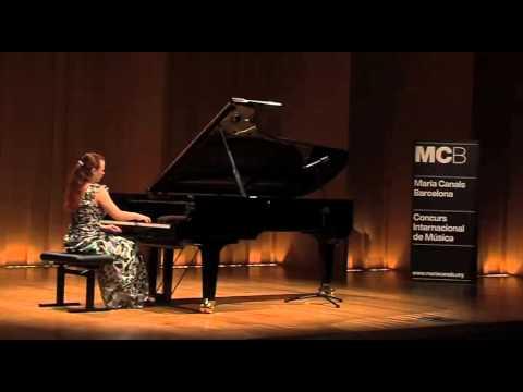 MC60 Semifinal No 10 Regina Chernychko D  SCARLATTI, Sonata en fa menor