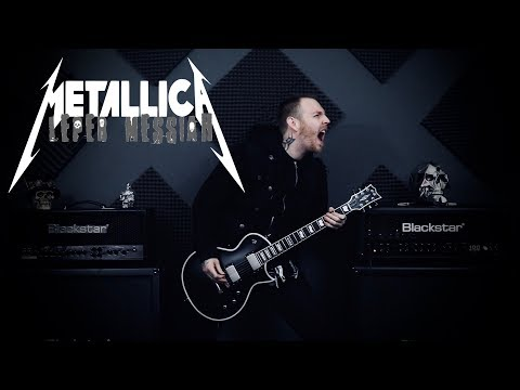 Metallica- Leper Messiah (Guitar Cover)