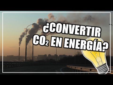 ¿Es posible convertir el dióxido de carbono (CO2) en energía? | ENERGÍA