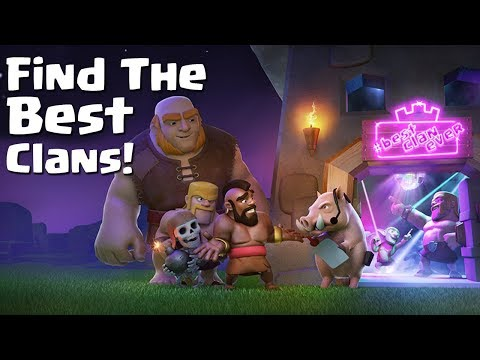 How YOU Can Join The BEST CLANS!! [How To Find The Perfect Clan] | Clash Of Clans Recruiting! [CoC]