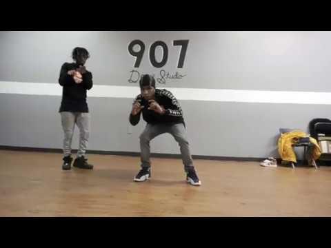 NBA YoungBoy - I Came Thru (Dance Video) @iAmCAMgambino